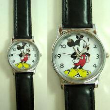 Wholesale Lovely Mickey Mouse Fashion Wrist Quartz Watch Wristwatch + GIFT