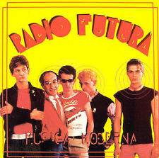 Musica Moderna by Radio Futura (CD, Sep-2000, Emi)