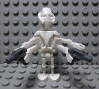 lego star wars MINIFIG 7255 grievous + 2 blaster