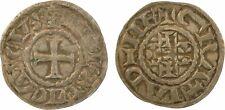 Limoges (vicomté de), denier (XIIe S.), s.d. -87