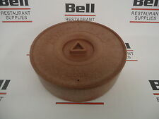 """*New* Commercial 8.5"""" Insulated Brown Tortilla Warmer"""