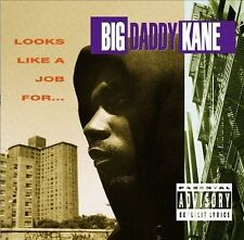 Looks Like a Job For... by Big Daddy Kane (Cassette, May-1993, Cold Chillin')