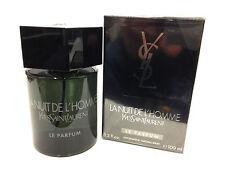 La Nuit de L'Homme Le Parfum YSL 3.3 / 3.4 oz 100 ml Spray Men
