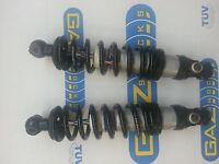 Westfield Gaz Gold racing aluminium adjustable front shocks & springs.