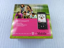 Original T-Mobile MDA Compact IV 4GB Schwarz.NEU & OVP! Unbenutzt! Ohne Simlock!