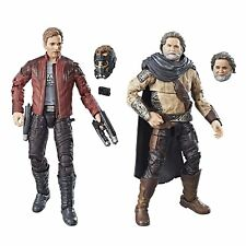 2 Pack Action Figure Marvel Legends Guardians of the Galaxy Vol2 Ego & Star Lord