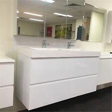 wall hung vanity 1200mm/4 drawers