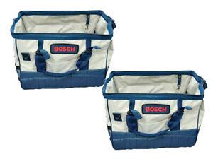 Bosch 2 Pack Of Genuine OEM Replacement Tool Bags # 2610923879-2PK