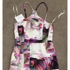 Pasduchas Helix Midi Dress Size 6 RRP$209 Gorgeous Summer Dress!
