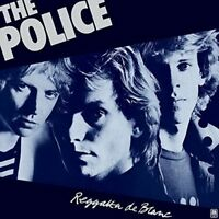 The Police Reggatta de Blanc SHM SA-CD Japan Limited Edition from Japan
