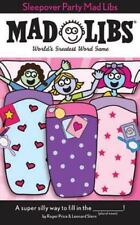 Sleepover Party Mad Libs (Paperback or Softback)