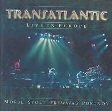 Live in Europe Transatlantic CD BOXSET 2 Discs 039841446326