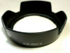 Replacement EW-60C II Lens Hood Shade for Canon 18-55mm f3.5-5.6 28-80mm 28-90mm