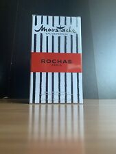 Rochas Moustache EDP (2018) 4.1oz 125ml, NEW Sealed Box. USA SELLER