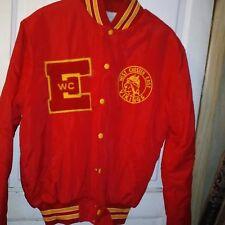 Vintage High School Varsity Letterman Jacket Medium 50's 60's