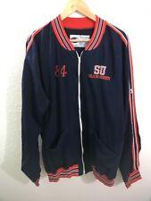 VTG CHAMPION Syracuse University Jacket SIZE 46 Orangemen #84 USA Basketball