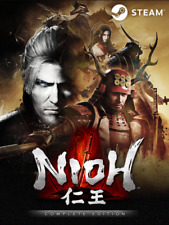 [Edizione Digitale Steam] PC Nioh: Complete Edition  *Invio Key via email