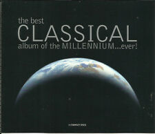 Various: [UK 1999] The Best Classical Album Of The Millennium Ever!      3CD Box