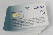 US Cellular Standard / Mini SIM CARD for New or replacement cellphone