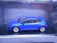 VW VOLKSWAGEN Scirocco 3 III MKIII Coupe blue blau met Norev S-Preis 1:43