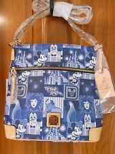 NWT Walt Disney Dooney & Bourke Magic Kingdom 45th Anniversary Crossbody