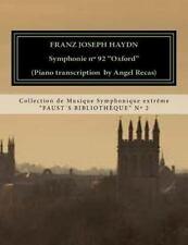 Collection de Musique Symphonique Extr&#65533me: Haydn Symphonie Nº 92 Oxford...