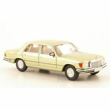 Mercedes Benz 450 Sel W116 1/87 Brekina Starmada (Green)