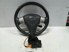 Toyota Yaris Steering Wheel Leather with Audio Control 2011 (2005 to 2016 NCP9#)