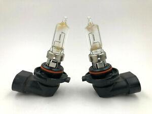 2x OEM Sylvania HB3 9005 60W 12V Halogen Headlight Bulb High Beam for Mazda