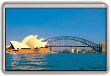 Sydney Harbour Fridge Magnet #1