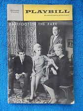 Barefoot In The Park - Biltmore Theatre Playbill - January 1967 - Ilka Chase
