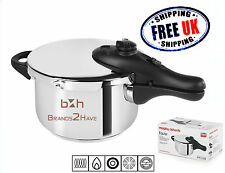 Morphy Richards 46640 2.7L Pressure Cooker All Hobs Induction stainless Steel