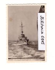 Foto 2WK um 1940 Flottenbegleiter F-3 der Kriegsmarine Geleitboot