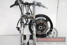 03 04 05 06 07 08 09 Sv650 Sv 650  Front End Forks Fork Triple  Rotors wheel rim