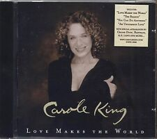 CAROLE KING - Love makes the world - CD 2001 NEAR MINT CONDITION