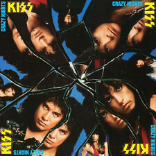 Kiss - Crazy Nights (Brand New Vinyl LP) 180 gram