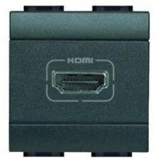 BTICINO L4284 LIVING INTERNATIONAL presa HDMI