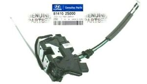 GENUINE HYUNDAI TUCSON 2011-2015 LOCK MOTOR ACTUATOR LATCH REAR DOOR LEFT DRIVER