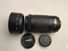 Nikon AF-P DX NIKKOR 70-300mm VR G Lens + HB-77 Lens Hood