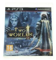TWO WORLDS II (2) Sony PlayStation 3 PS3 PAL & NTSC Game