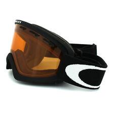 506460fdfa Oakley Ski Snow Goggles 02 XS 59-093 Matte Black Persimmon
