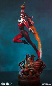 Tweeterhead - Harley Quinn The Maid Of Mischief Super Powers Collection