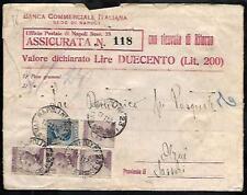 F6133  - ASSICURATA DUE PORTI CON MICHETTI PERFIN