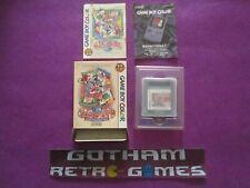 Game Gallery 3 Gameboy Color Japones Jap juego completo para Game Boy Color flax