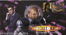 "Dr Who - ""The Sontaran Stratagem"" Episode - Signed by CHRISTOPHER RYAN"
