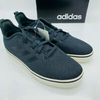 adidas Men Ortholite Float True Chill Skateboarding Sneaker Shoes Carbon Black