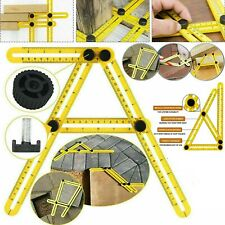 Angleizer Multi Angle Template Tile Floor Measuring Side Ruler Instrument Tool S