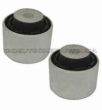 Front Suspension Straight Lower Control Arm Bushing For Jaguar XJ8 XJR SET of 2
