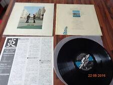 "PINK FLOYD ""WISH YOU WERE HERE"" - JAPAN LP - SOPO 100  - 1975"
