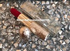 Mac Snowball Rouge En Snow Lipstick (Matte)Limited edition 100%Auth Global Ship